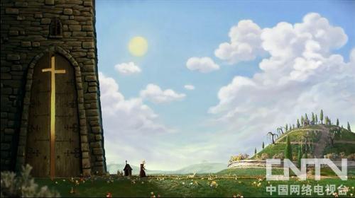 动画短片《柏树山上的风》