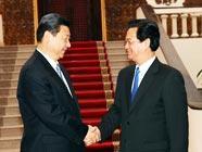 Си Цзиньпин встретился с премьер-министром Вьетнама Нгуен Тан Зунгом