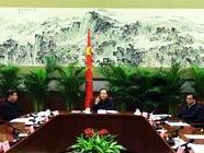 Вэнь Цзябао на заседании Постоянного комитета Госсовета КНР заслушал доклад по расследованию железнодорожной аварии в Вэньчжоу 23 июля
