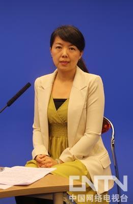 卫生部北京医院内分泌科副主任王晓霞