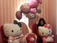 Первый ресторан на тему «Hello Kitty» открылся в Пекине
