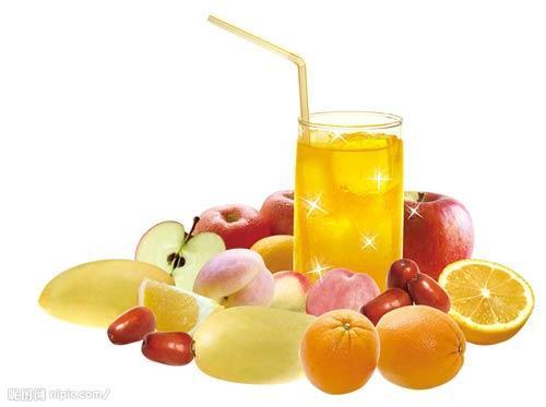 100%纯果汁助你保健有方