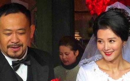 白庆琳和姜武在《誓言今生》剧照