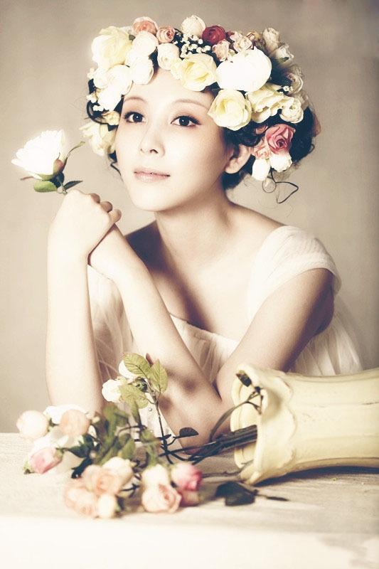 《大风歌》戚姬化身仙子洋溢复古风情