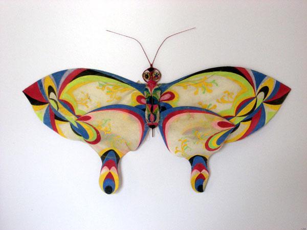 蜻蜓风筝骨架制作图解
