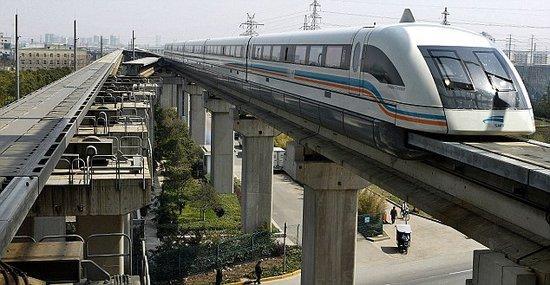 上海磁悬浮列车