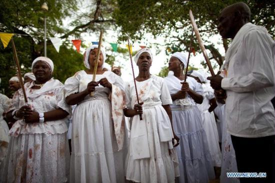 main facts about the voodoo religion and its history Information on voodoo the healing aspects that voodoo originated from in africa and haiti still remain the main focus of the religion a brief history of.