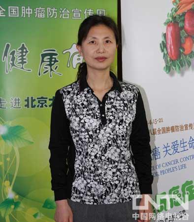 北京大学肿瘤医院肾癌黑色素瘤内科副主任医师迟志宏