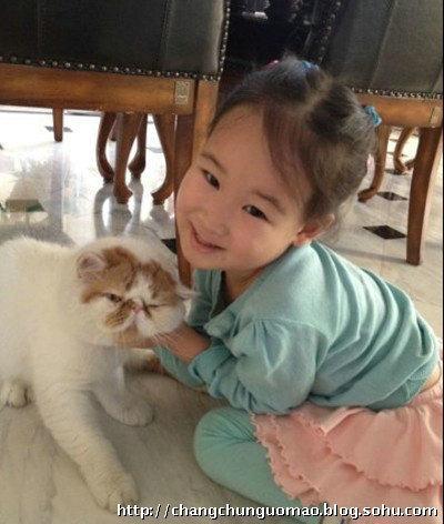 赵文卓女儿几岁了_赵文卓全家为4岁女儿庆生儿子赵子龙可爱亮相