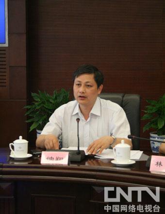 中国科协科普部副部长纳翔同志讲话