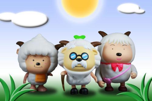 3d版喜羊羊与灰太狼