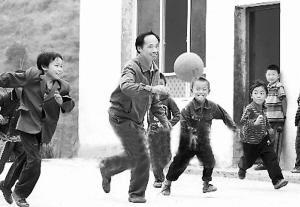 快乐的体育课