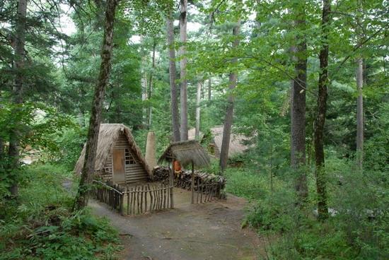 旅游频道 旅游台首页      绿野仙居景区位于五营国家森林公园内观涛