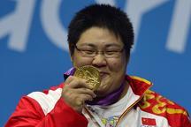 China´s Zhou Lulu wins women´s +75kg weightlifting Olympic gold