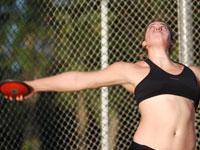 Diccionario Olímpico--El Lanzamiento de Disco Femenino