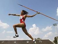 Diccionario Olímpico--La jabalina