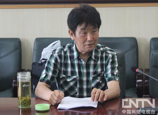 北京健行中医医院院长王璐林