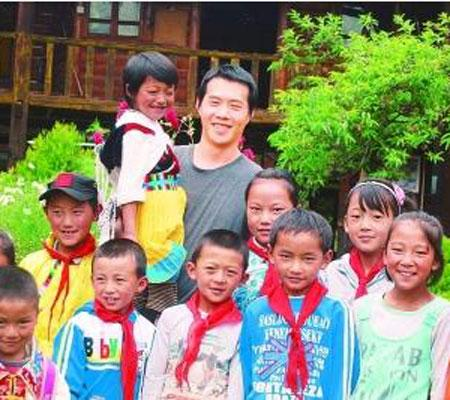 林子闳和他的学生们
