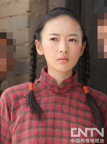 童瑶饰演孟喜子