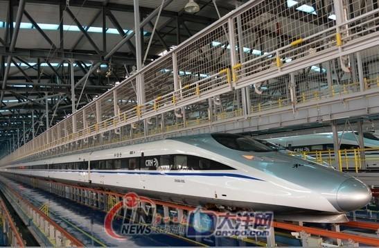 广州28日高铁通郑州西安