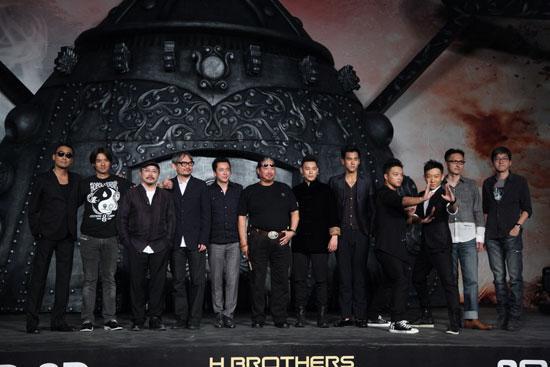 《太极1》亚洲首映