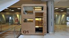 "SleepBox 移动""旅店""小屋"