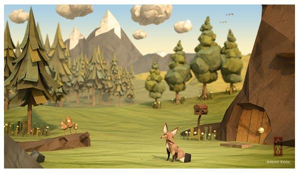 艺术台 插画         我们的动物世界系列继续咯!