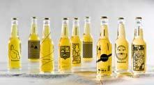 Porsteinn 酒瓶图案设计
