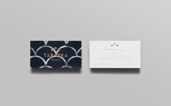 墨西哥设计机构anagrama为陶艺工作室tabarka进行的品牌设计.