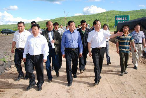 塔河县位于黑龙江省北部