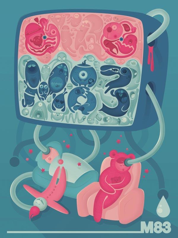 音乐主题海报设计