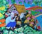 吉林东丰农民画:画东北农民自己的生活