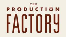 The Production Factory 标识设计