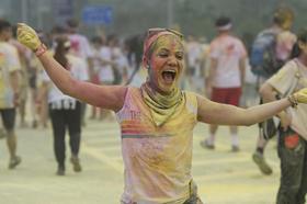 지구상 가장 행복한 경주?