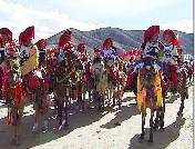 神州采风 西藏谢通门县人民政府
