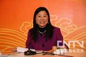 天然乳品控股有限公司行政副总裁第一次参与央视广告招标会