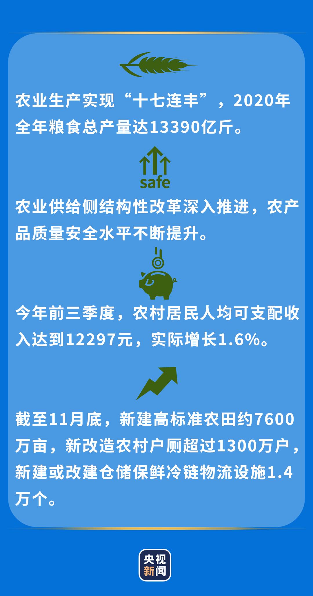 """习近平心中的""""三农""""画卷(图3)"""