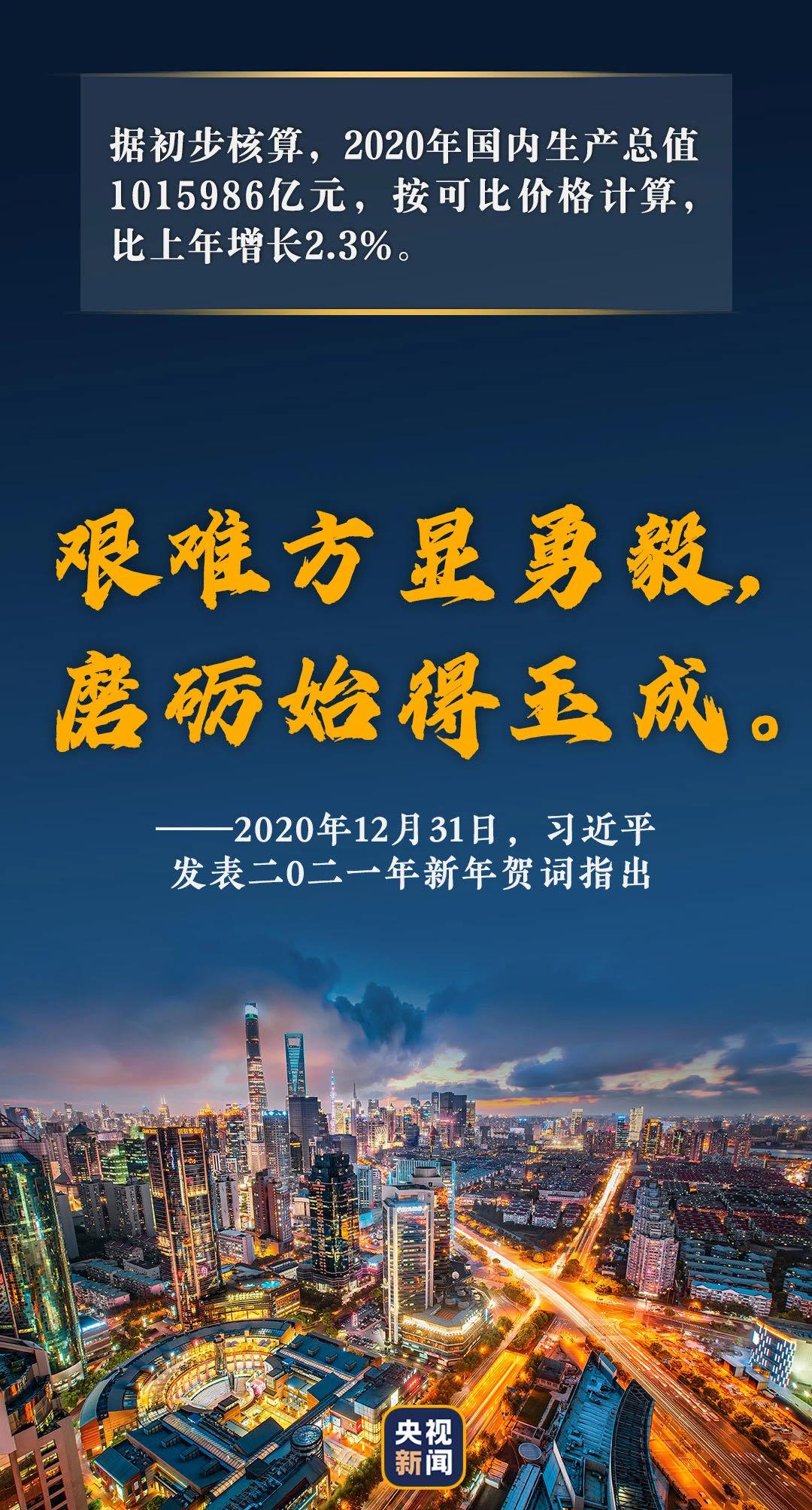 """见""""V""""知著,为中国经济点赞!"""