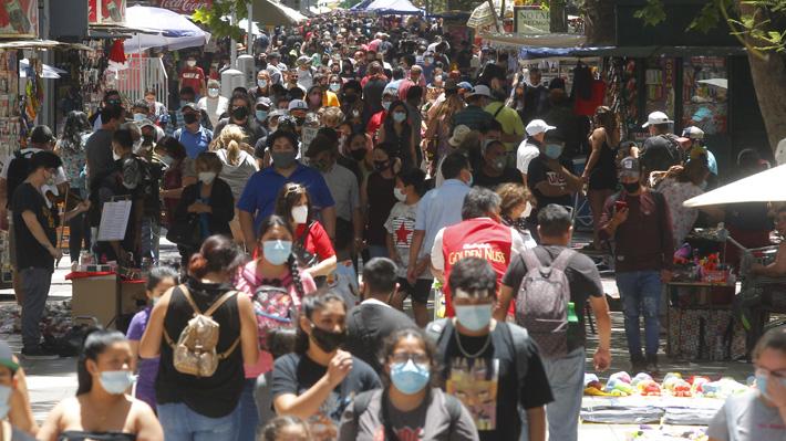 智利新冠肺炎确诊病例累计超73万例 部分地区将回到隔离阶段