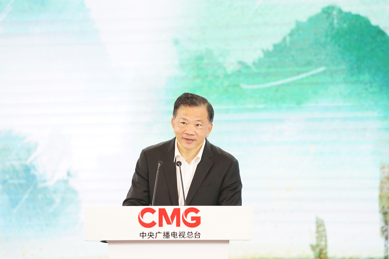 """中央广播电视总台""""品牌强国工程—乡村振兴行动""""在渝启动"""