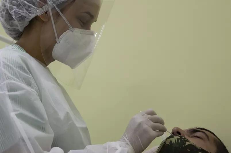 巴西已检出110种在该国传播的变异新冠病毒毒株