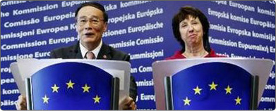 China, EU vow to improve partnership