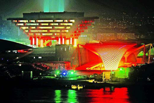 Useful tips for DIY tour of Shanghai World Expo - 称子英语 - 孙广趁英语教育教学工作室