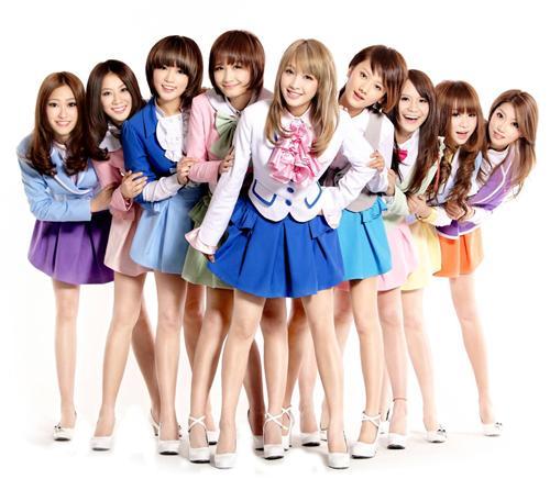 闯关嘉宾:Idolgirls(爱朵女孩)