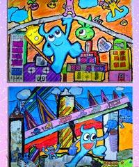Esta serienos introduce en los pabellones más especiales de la Expo de Shanghai de 2010, tanto en los chinos como en los extranjeros. A través de nuestros programas podrá conocer las nuevas tecnologías e ideas que están cambiando el planeta, la historia de las Exposiciones Universales, sus inventos más destacados en ediciones anteriores o la gran influencia que ejerce la Expo en todo el mundo.