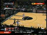 2010/2011赛季NBA常规赛 火箭-马刺 第3节