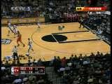 2010/2011赛季NBA常规赛 火箭-马刺 第1节