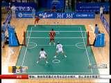 [亚运新闻]腾球男双决赛 缅甸2-0韩国夺冠