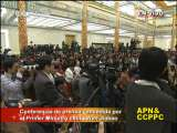 Conferencia de prensa concedida por el Primer Ministro chino Wen Jiabao 03