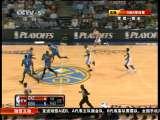 2010/2011赛季美国男子篮球职业联赛季后赛 雷霆-掘金 第1节